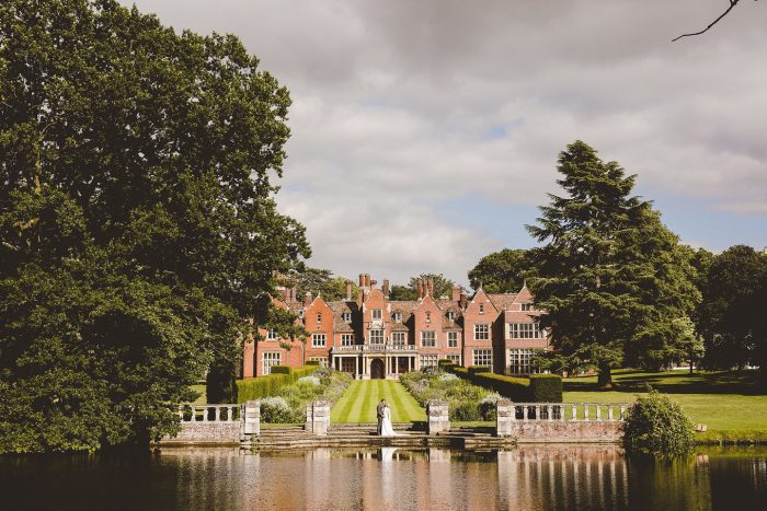 Real Wedding Stories Rustic Wedding at Longstowe Hall - Foil Invite Company Blog