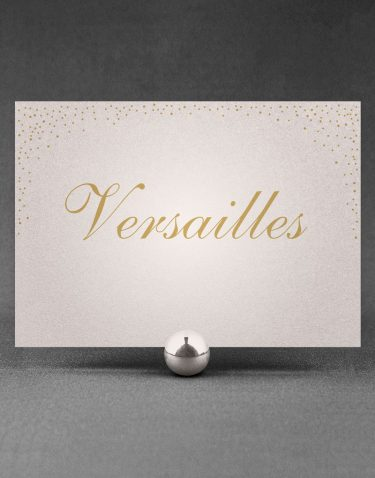 Sparkle Wedding Table Names