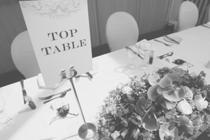 View our range of wedding table names at The Foil Invite Company
