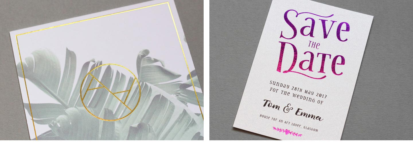How To Design Your Own Wedding Invitations Foil Invite Co Blog