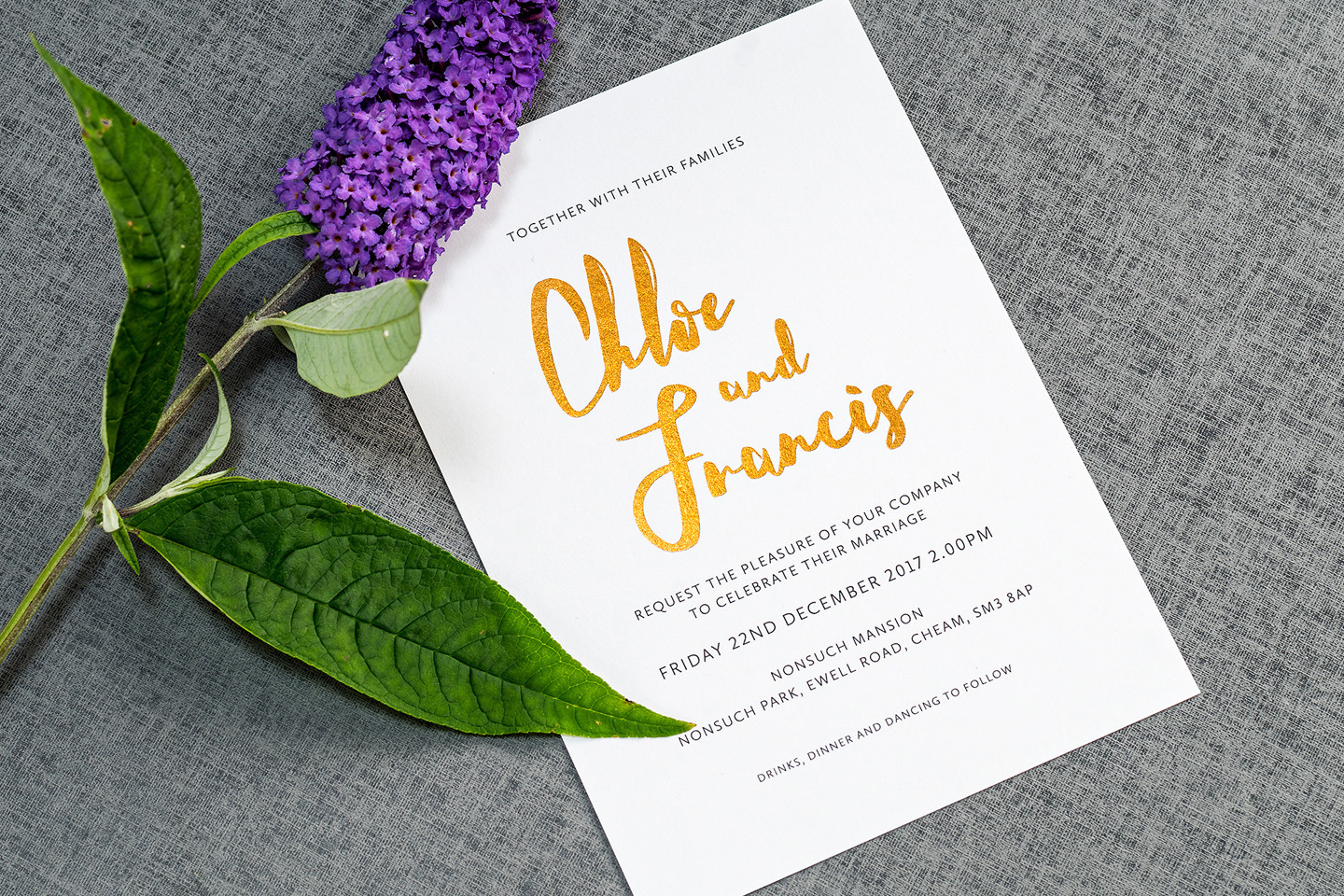 Wedding Invitation Wording: How To Get It Right