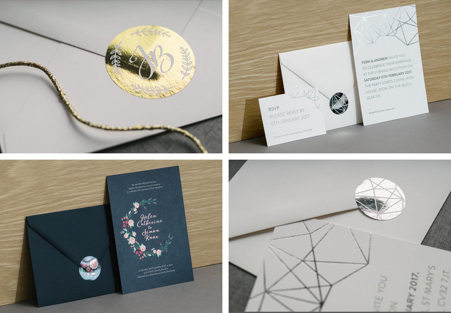 4 Ideas to Make Your Wedding Invitation Envelopes Extra Special ...