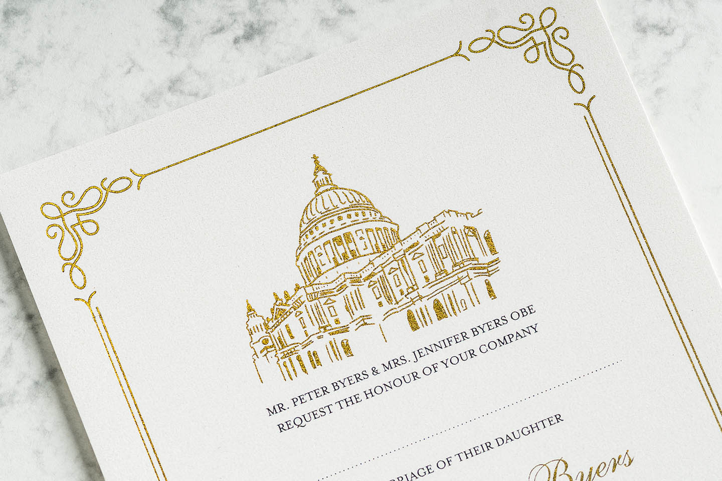 Wedding Invitation Wording: How to Get it Right - Foil ...