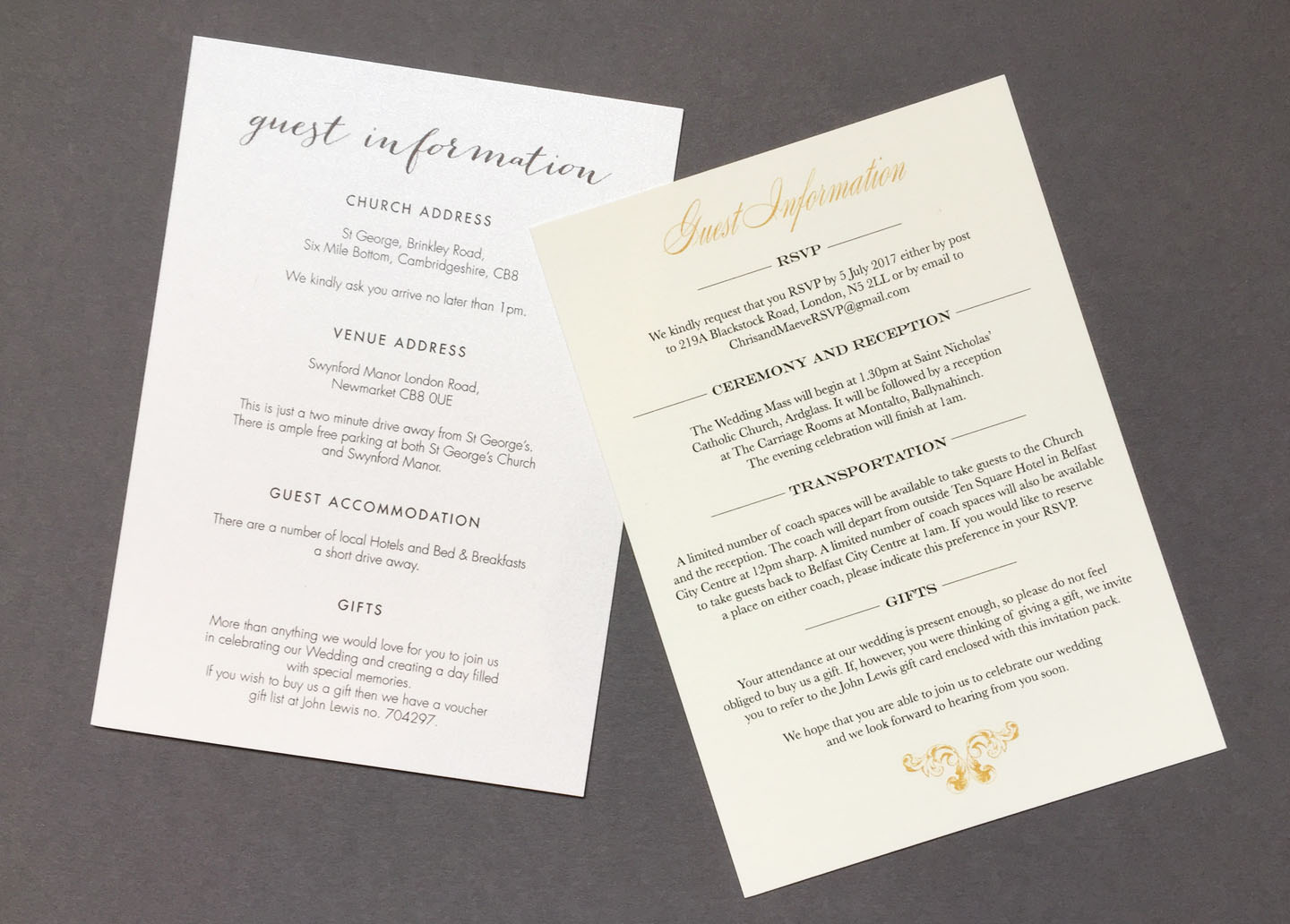 Wedding Stationery Planning: Where to Start with Wedding ...