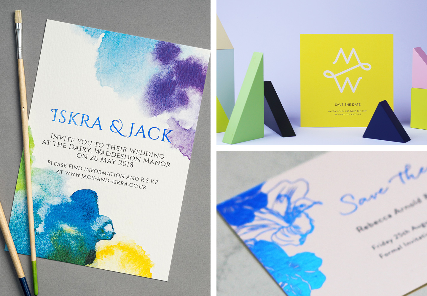 Spring Wedding Stationery Ideas | Foil Invite Company Blog