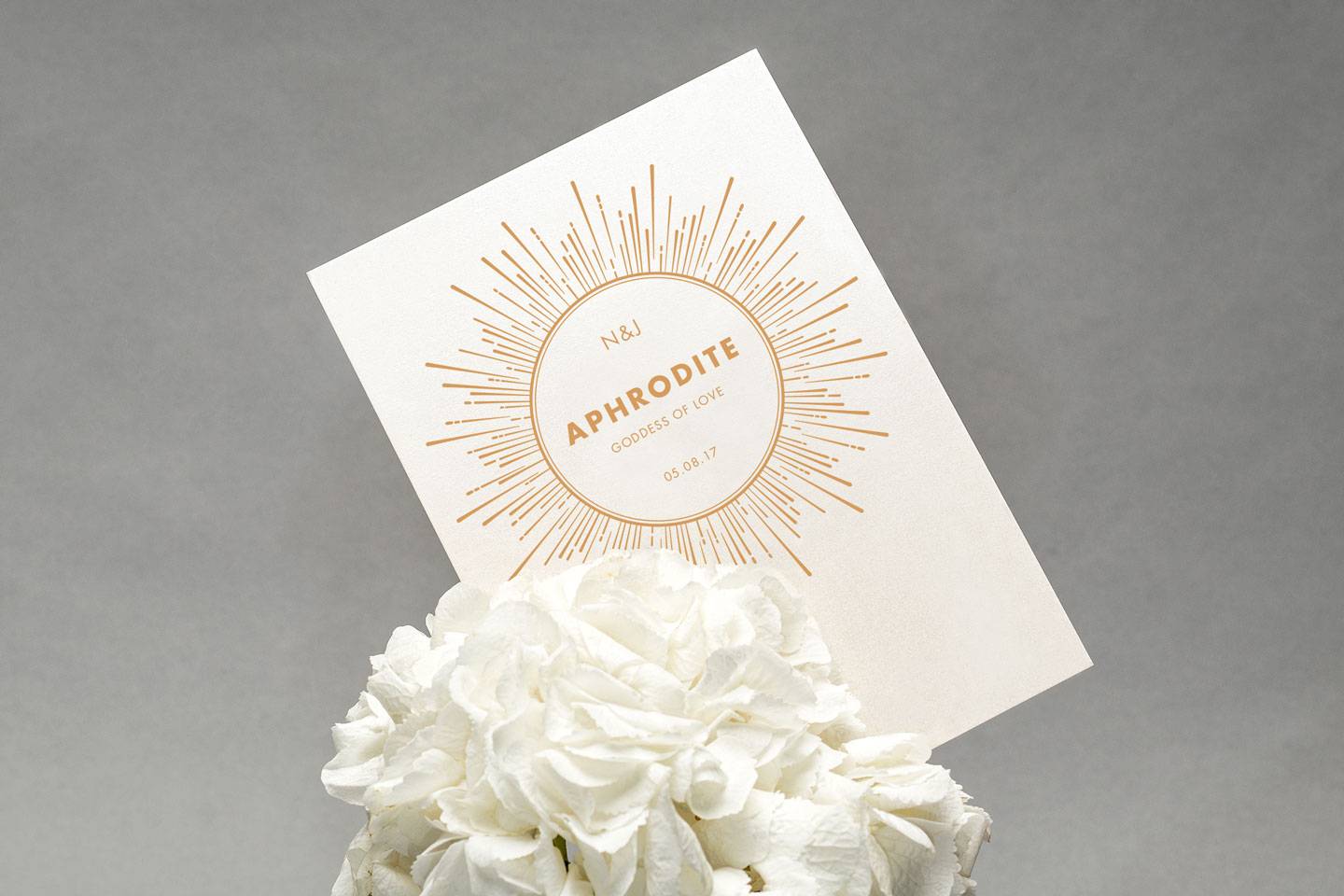 32 Creative Ideas for Wedding Table Names | The Foil Invite Company Blog