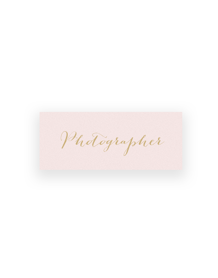 Louise Elegant Wedding Place Cards - Luxury Wedding Stationery by The Foil Invite Company