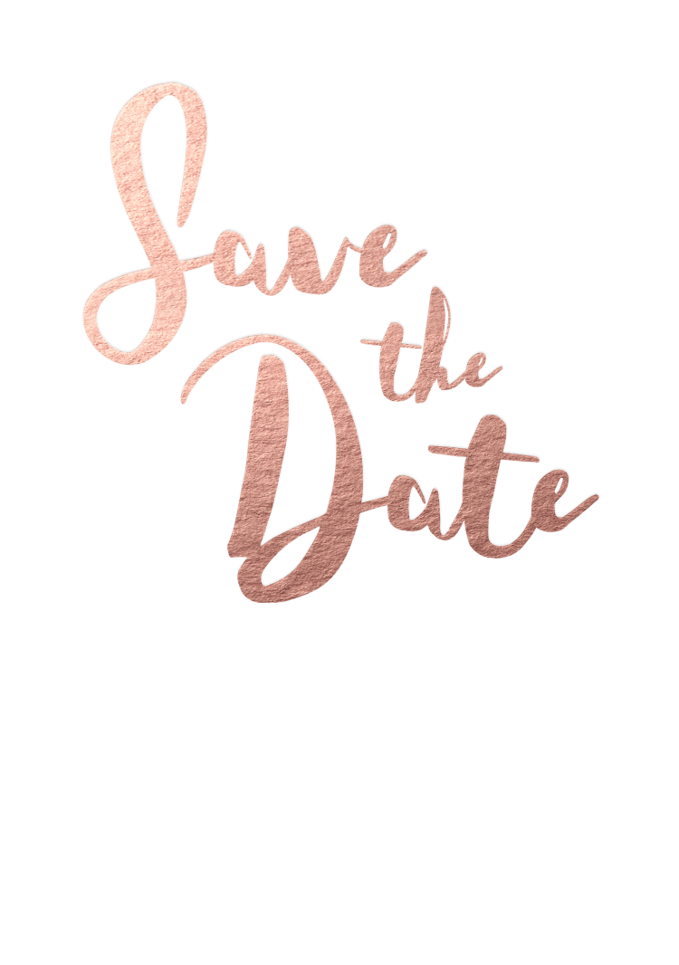 save the date photos invitations by dawn