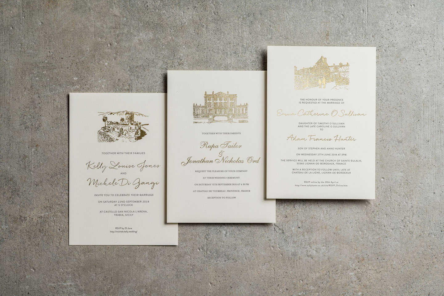Writing Your Wedding Invitations - 5 Top Tips   The Foil