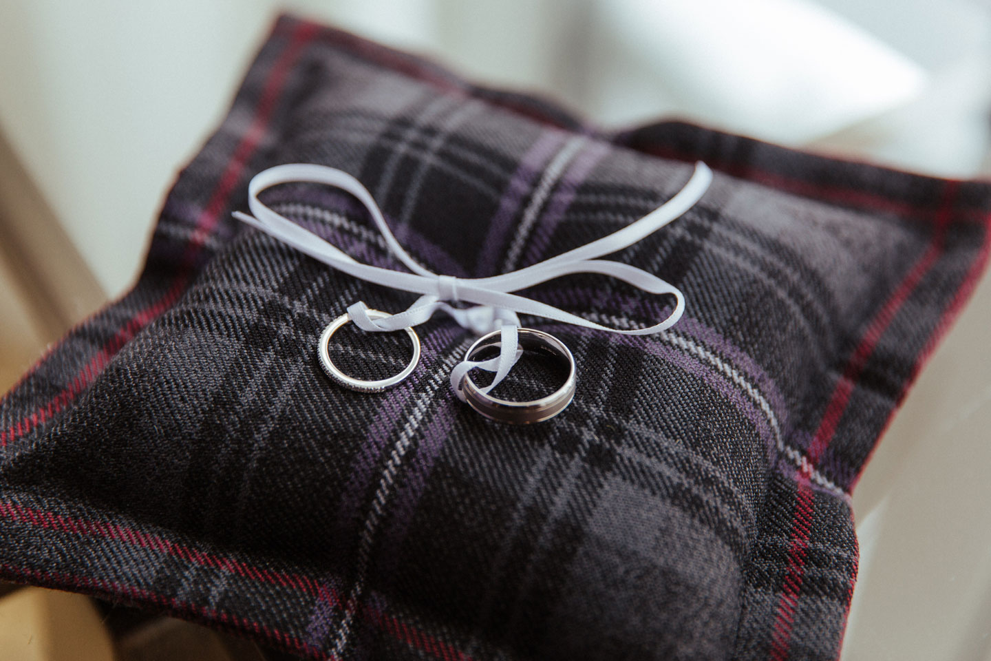 White Winter Wedding in Scotland Blog - The Foil Invite Company